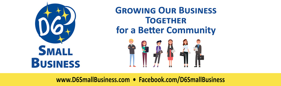 About D6 Small Business